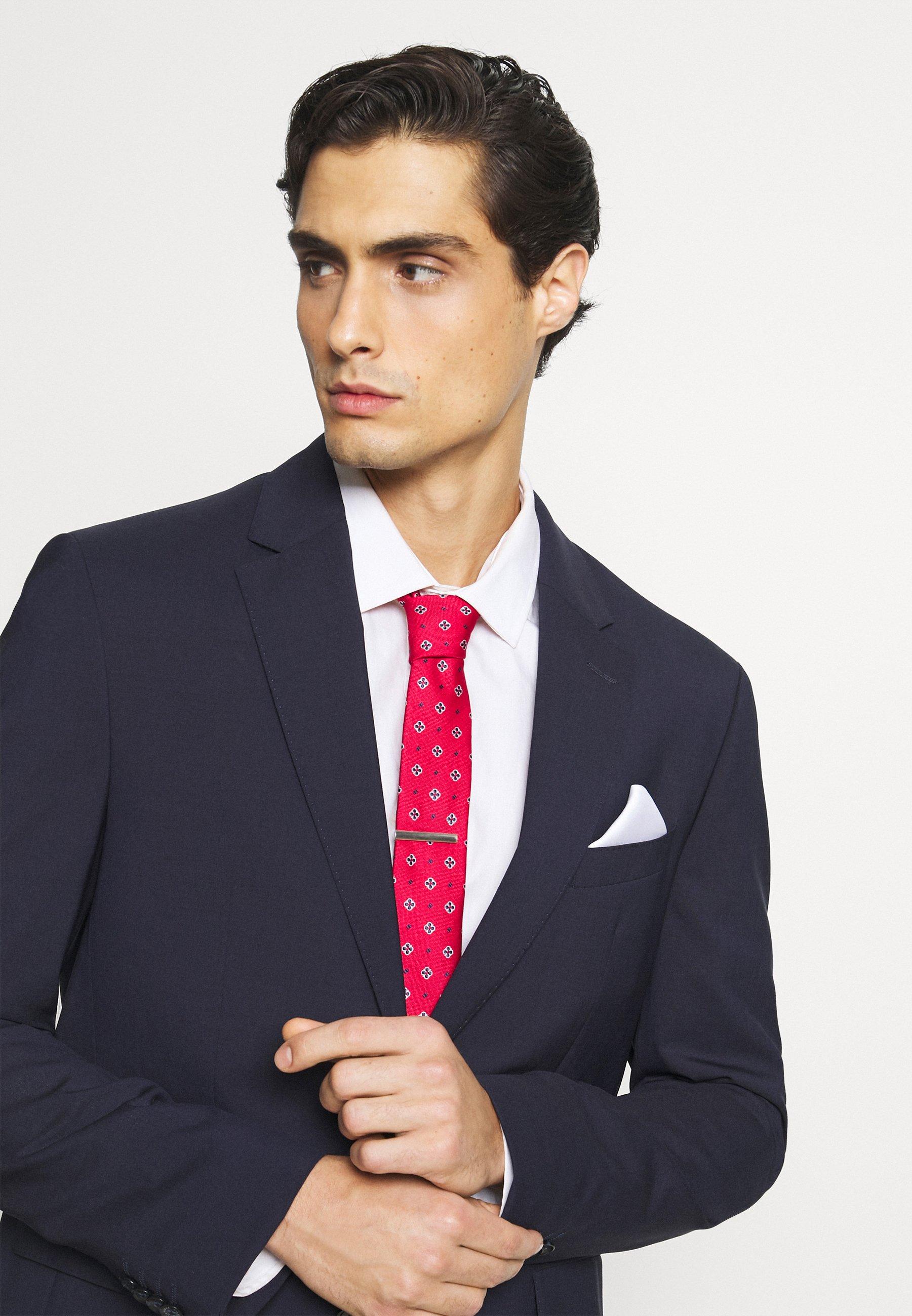 Homme JACREDISH TIEBOX SET - Cravate