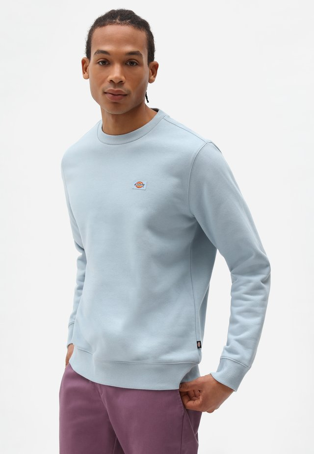 Sweater - fog blue
