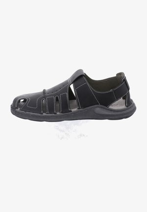 MAVERICK 01 - Walking sandals - schwarz