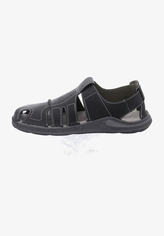 MAVERICK 01 - Outdoorsandalen - schwarz