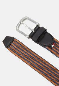Tommy Hilfiger - CASUAL WEBBING - Belt - blue - 1
