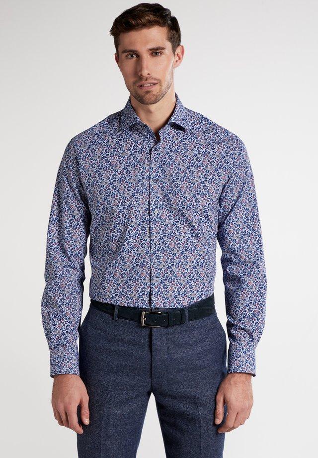 MODERN FIT - Overhemd - blue/red