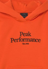 Peak Performance - ORIGINAL HOOD UNISEX - Sweatshirt - super nova - 2