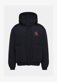 Calvin Klein Jeans - OVERSIZED PUFFER JACKET - Piumino - black - 5