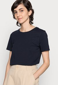 Marc O'Polo - Basic T-shirt - night sky - 4