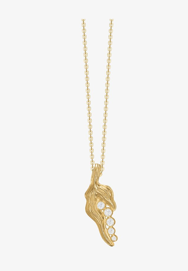 FIVE PEAS FROM A POD NECKLACE - Ketting - gold