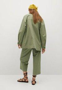 Mango - Summer jacket - khaki - 2