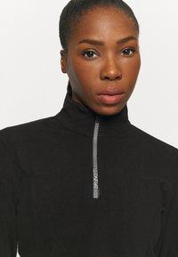 Brunotti - MISMA WOMEN - Fleece jumper - black - 4