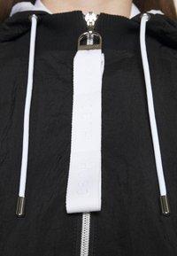 HUGO - FASSANDRA - Classic coat - black - 5