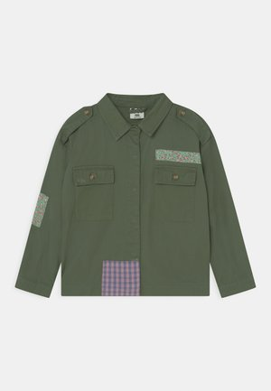 LUCY UTILITY - Light jacket - swag green