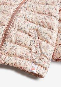 Next - DITSY PRINT - Winter coat - pink - 2