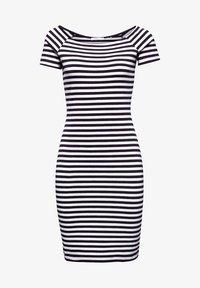 edc by Esprit - Žerzejové šaty - dark blue - 5