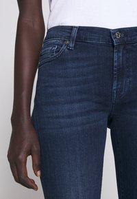 7 for all mankind - Jeans Skinny Fit - dark blue - 4
