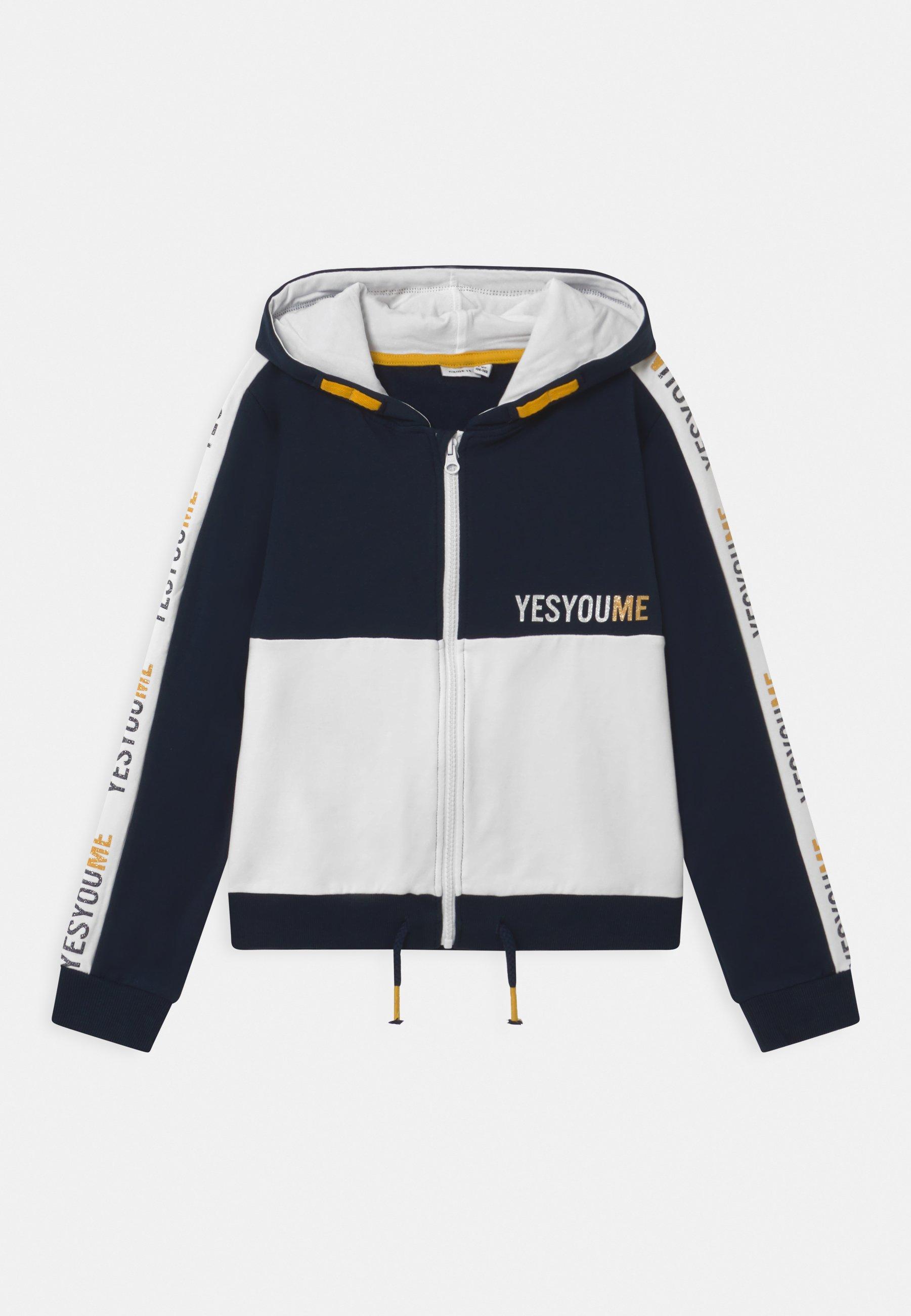 Kids NKFNATTELI - Zip-up sweatshirt