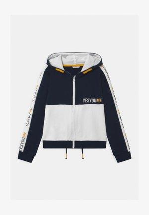 NKFNATTELI - Zip-up hoodie - dark sapphire