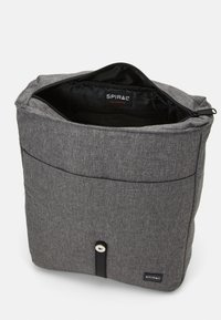Spiral Bags - CROSSHATCH UNISEX - Batoh - charcoal - 2