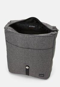 Spiral Bags - CROSSHATCH UNISEX - Ryggsekk - charcoal - 2