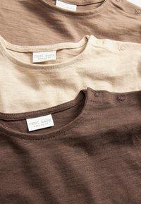 Next - Long sleeved top - dark brown - 5