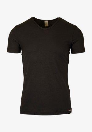 Undershirt - mottled black