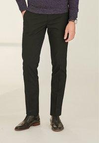 Next - Pantaloni eleganti - black - 0