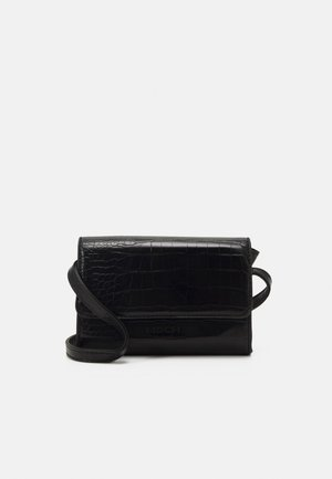 JACIA CROSSOVER BAG - Skulderveske - black