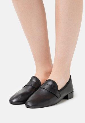 MAESTRO - Scarpe senza lacci - noir