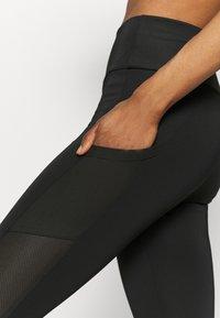 adidas Performance - Tights - black/wilpink - 3