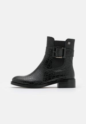 ALEXA CHELSEA BOOT - Kotníkové boty - black