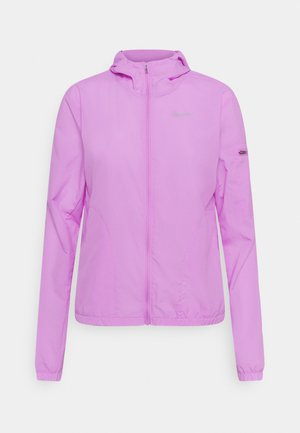 Sports jacket - fuchsia glow/silver