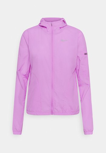 Sports jacket - fuchsia glow/silver