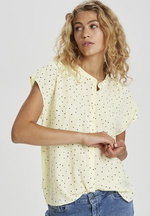 Blouse - afterglow dot print