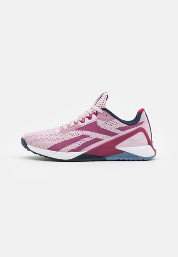 NANO X1 - Sports shoes - frost berry/punch berry/vector navy