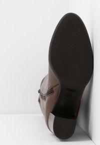 Lamica - ELMO - Vysoká obuv - feet castagno - 6