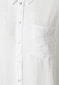 s.Oliver - LANGARM - Button-down blouse - off-white - 2