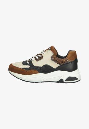 Sneakers laag - tan/cognac cogn