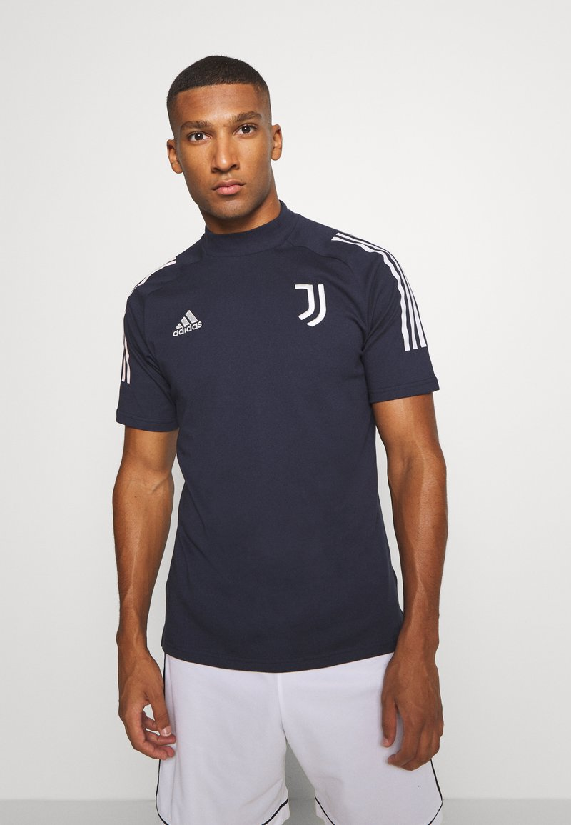adidas Performance - JUVENTUS SPORTS FOOTBALL - Club wear - blue/grey