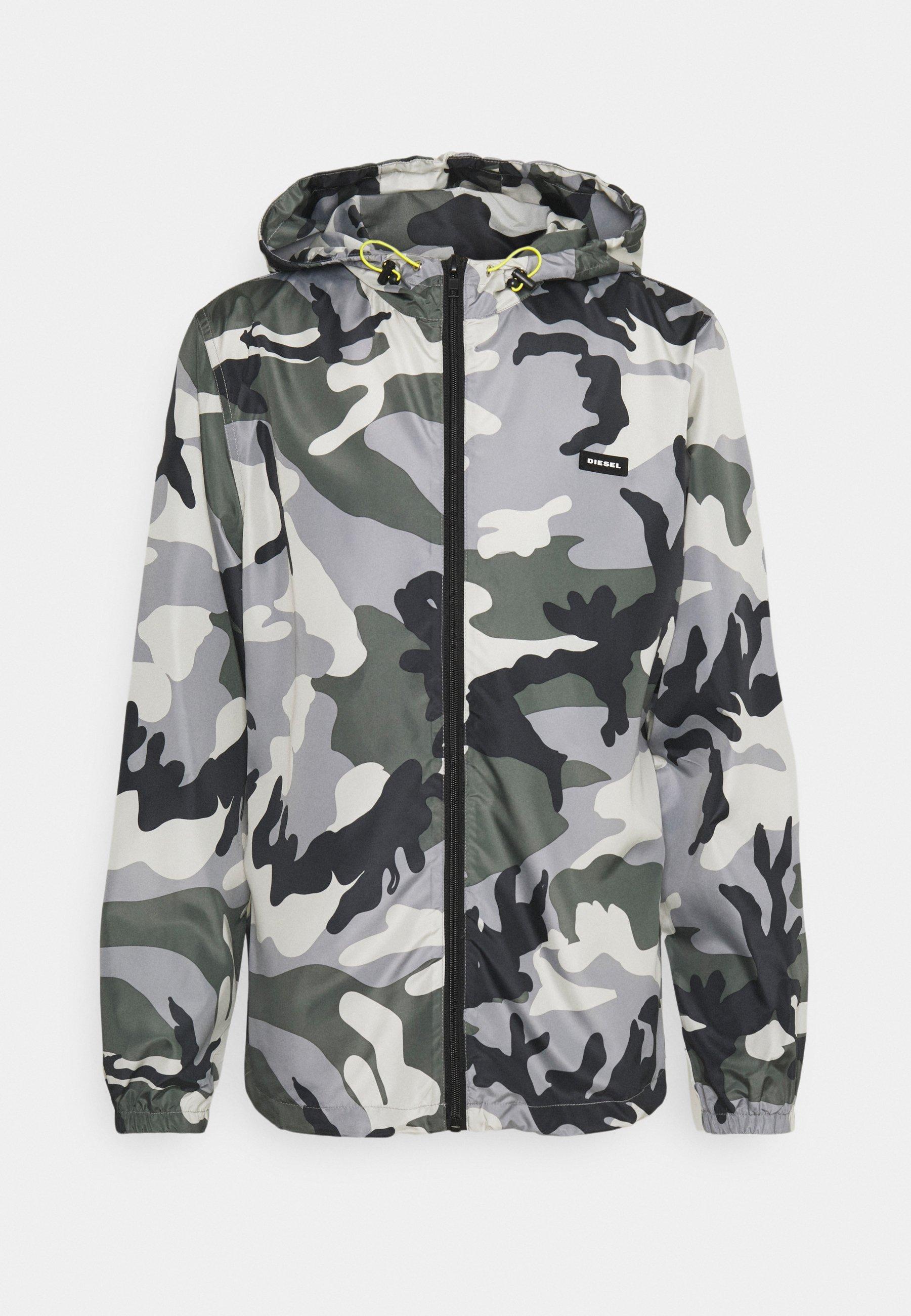 Men BMOWT-WINDY-FG - Summer jacket