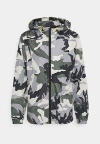 Diesel - BMOWT-WINDY-FG - Summer jacket - grey - 0