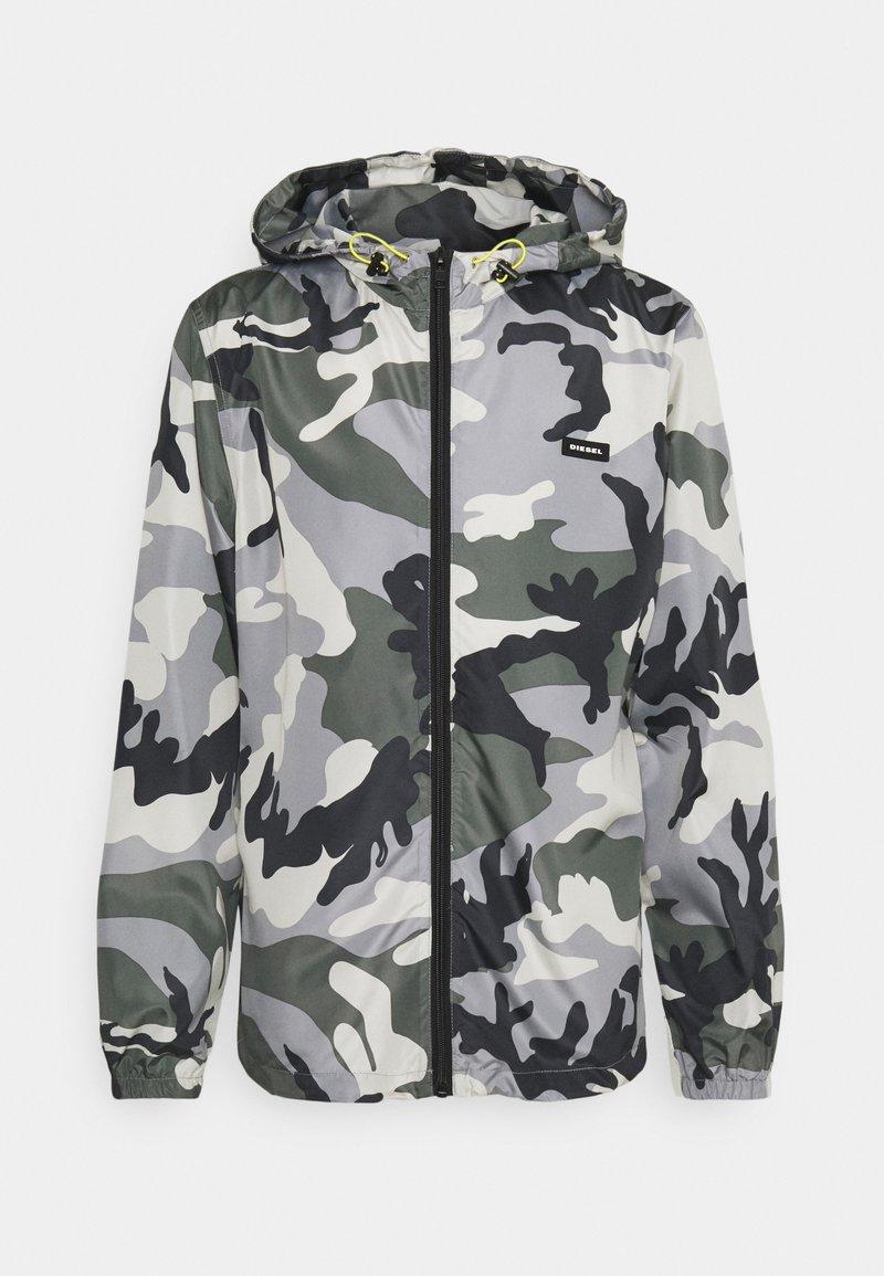 Diesel - BMOWT-WINDY-FG - Summer jacket - grey