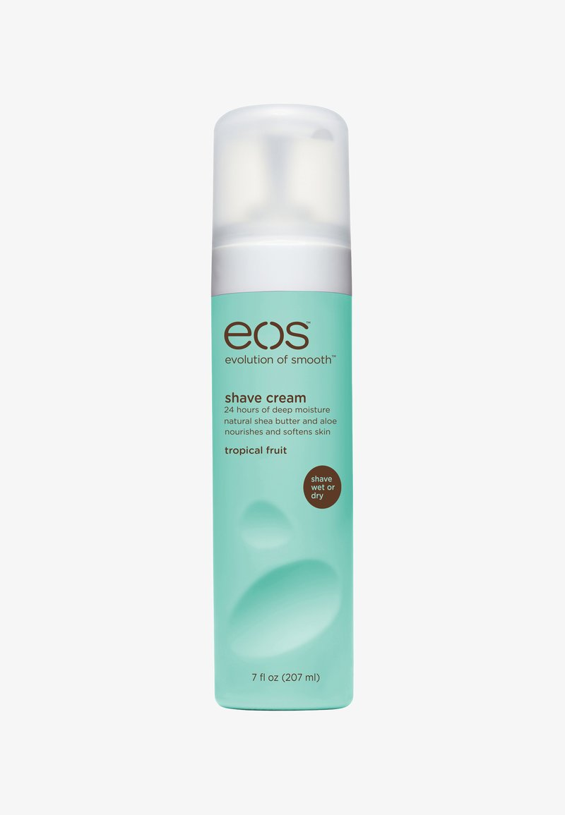 eos - SHAVING CREAM - Hårfjerning - tropical fruit