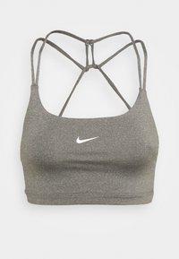 Nike Performance - INDY BRA NON PAD - Brassières de sport à maintien léger - carbon heather - 5