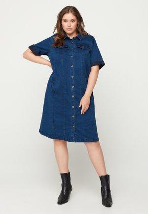Denim dress - blue