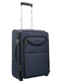 Stratic - PURE S  - Wheeled suitcase - navy - 1