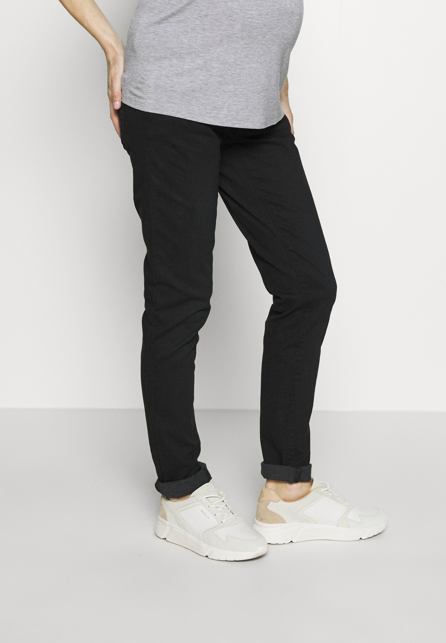 Collections Women's Clothing Noppies AVI EVERYDAY Jeans Skinny Fit black UGPadt2mB