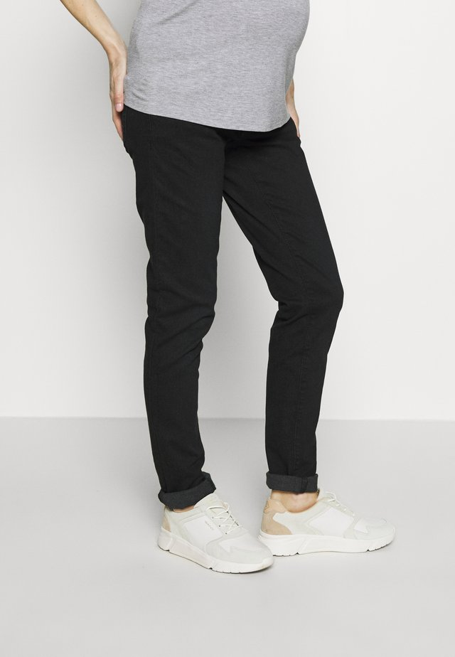 AVI EVERYDAY - Jeans Skinny Fit - black