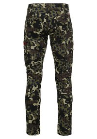 Tommy Jeans - Cargo trousers - green camo - 1