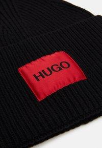 HUGO - XAFF UNISEX - Čepice - black - 3