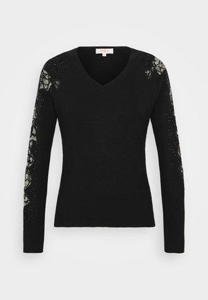 BALDAQUIN  - Pullover - black