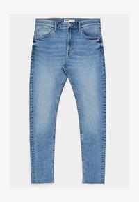 Bershka - Jeans Skinny Fit - blue denim - 5