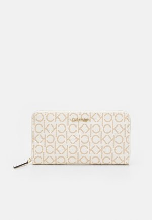 WALLET MONOGRAM - Wallet - white